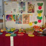 1 Выставка работ из яблок